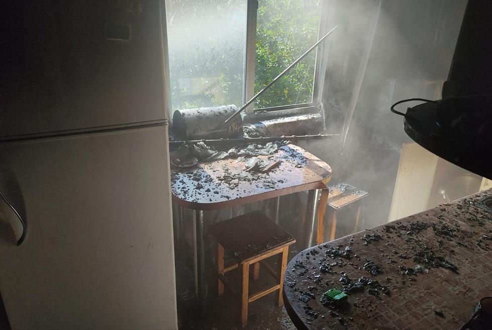 В Каменском на Гайдамацкой горела квартира, фото-1