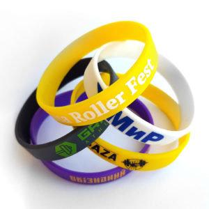 Силиконовые браслеты от компании BrasletiTop, фото-1