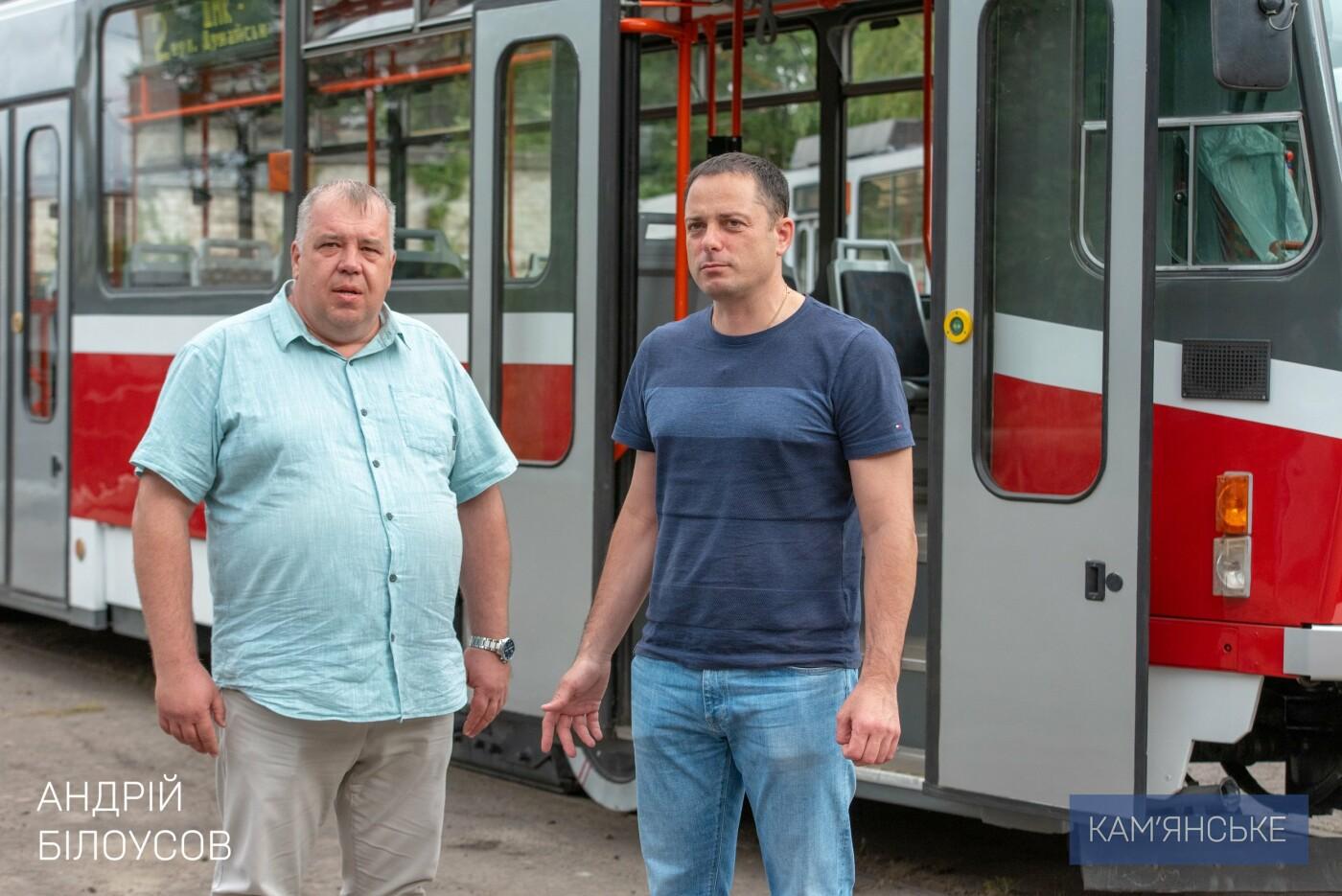 На маршруты Каменского выйдут трамваи из Чехии, фото-3