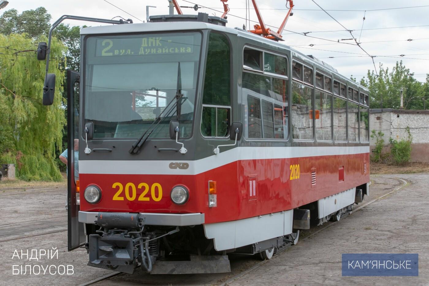 На маршруты Каменского выйдут трамваи из Чехии, фото-5