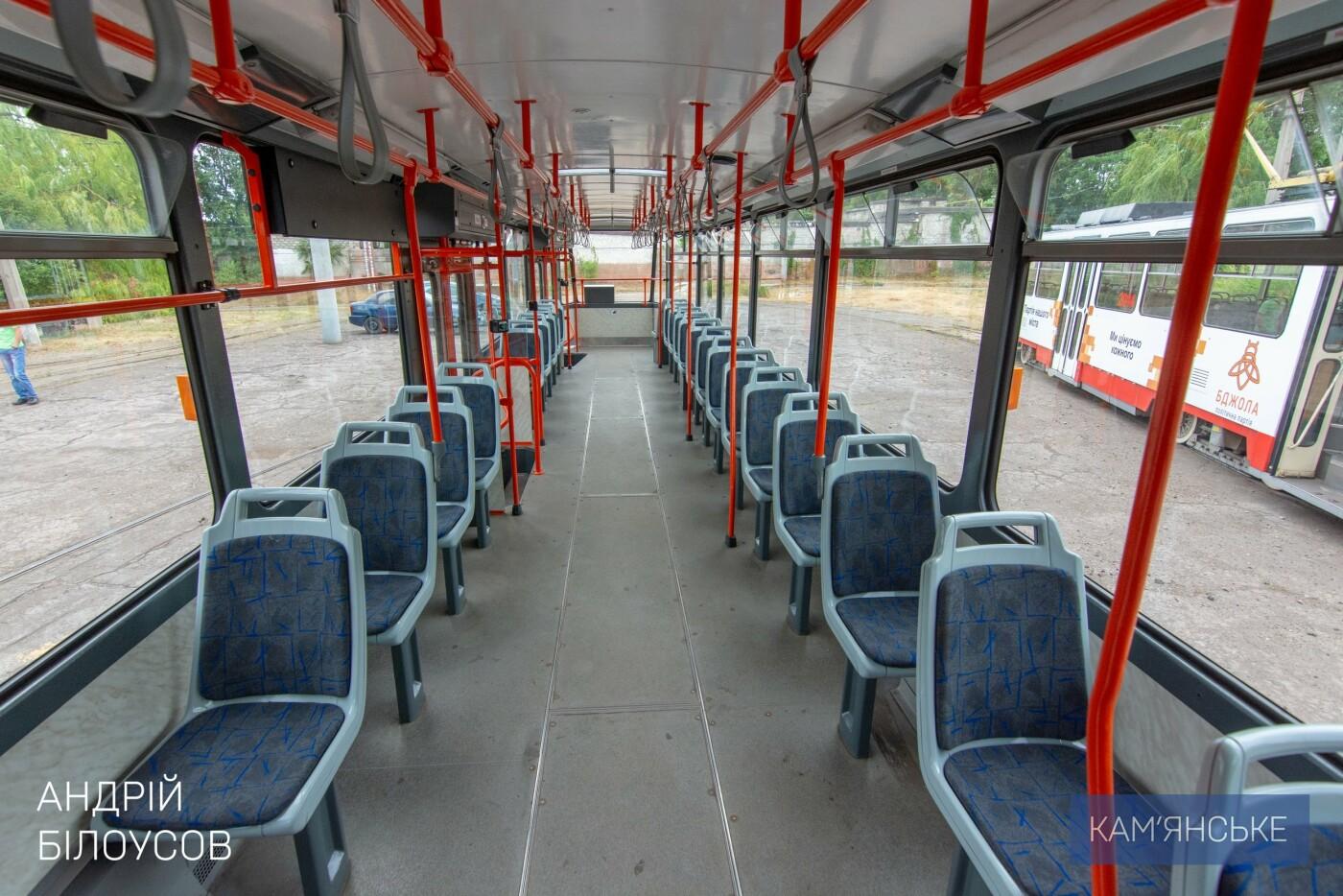На маршруты Каменского выйдут трамваи из Чехии, фото-1