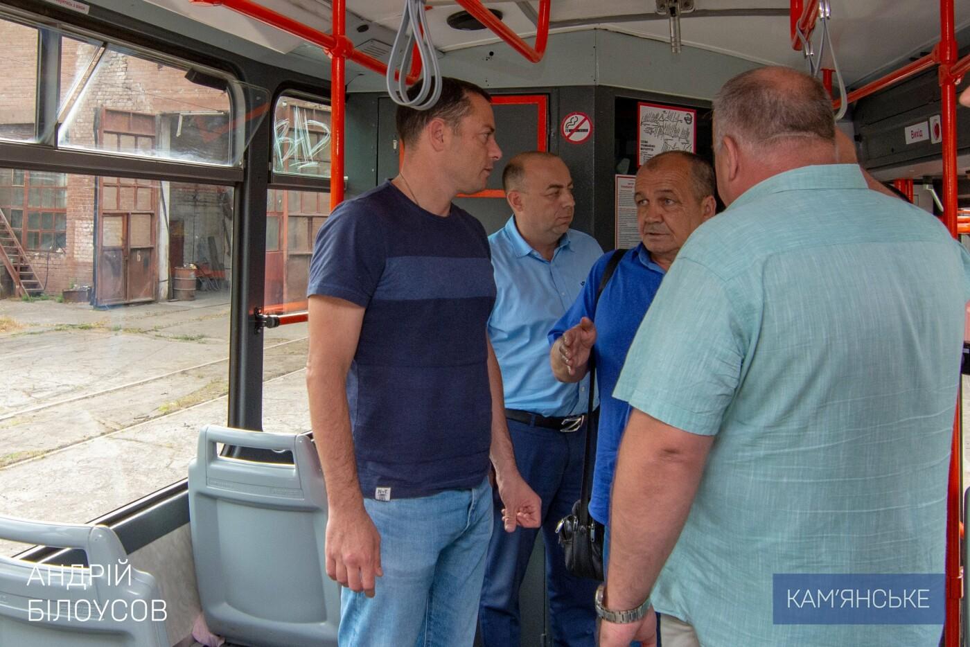 На маршруты Каменского выйдут трамваи из Чехии, фото-2