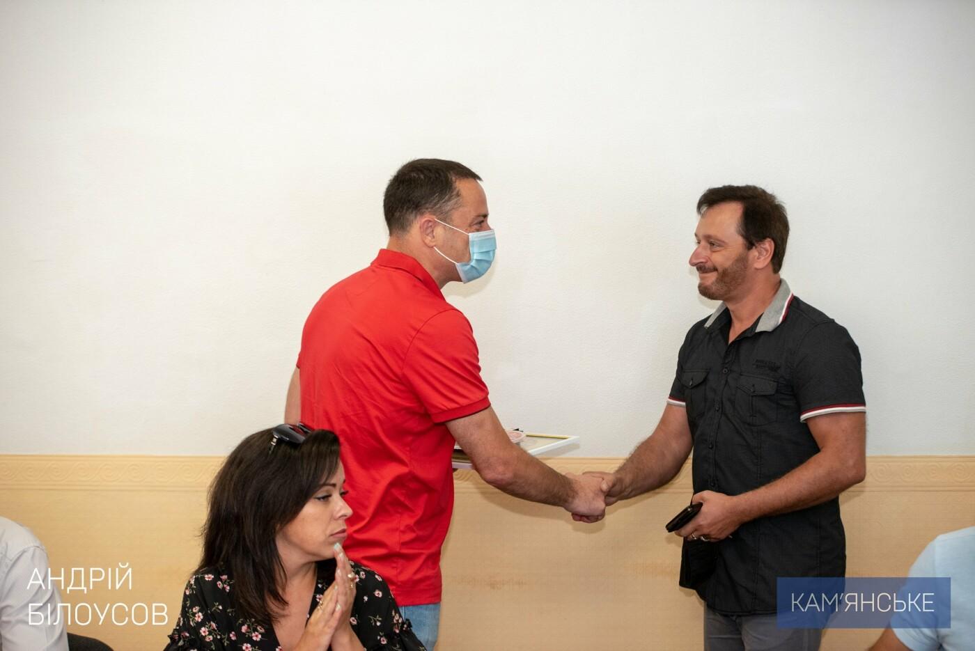 В Каменском наградили победителей «Бюджета участия», фото-4