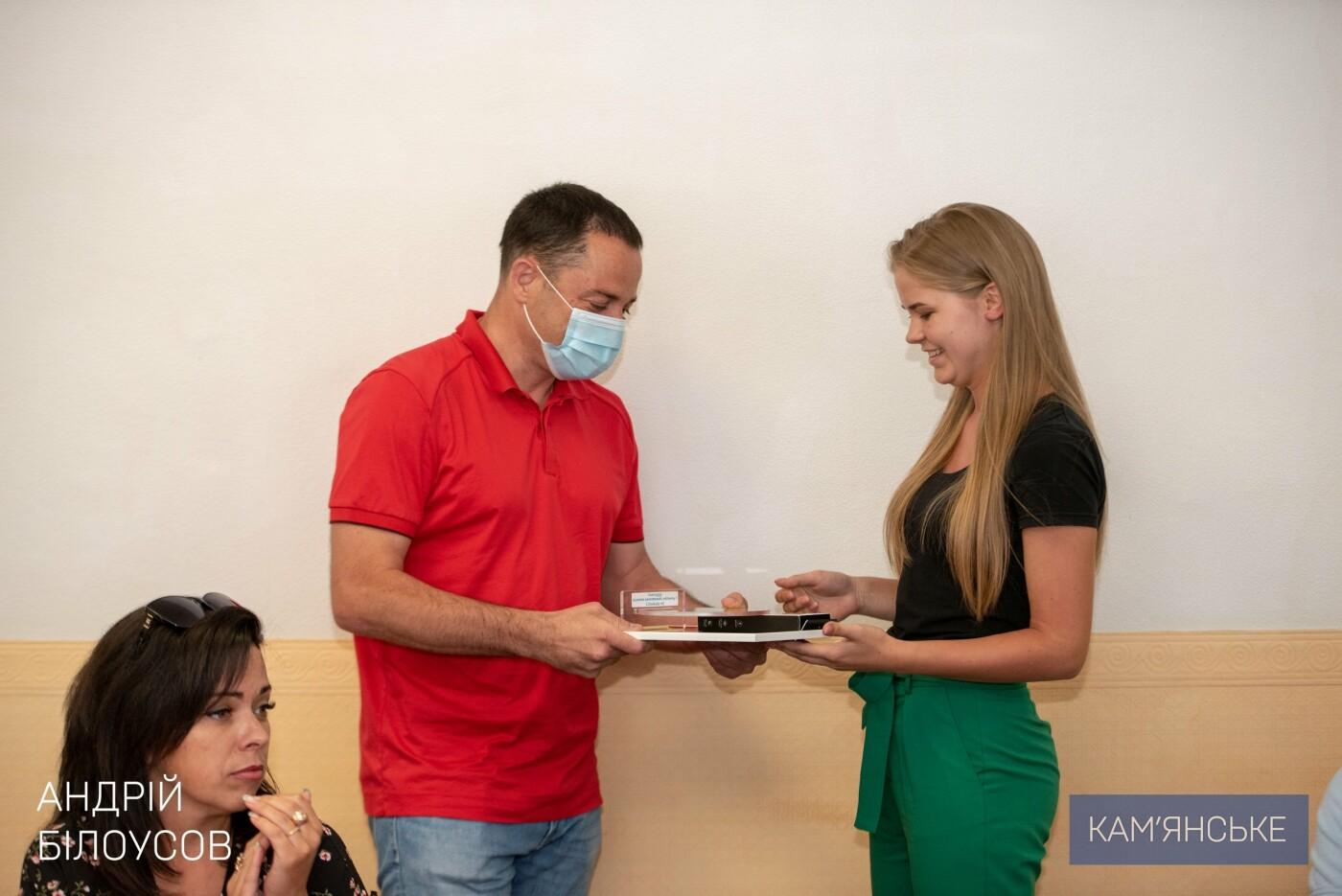 В Каменском наградили победителей «Бюджета участия», фото-5