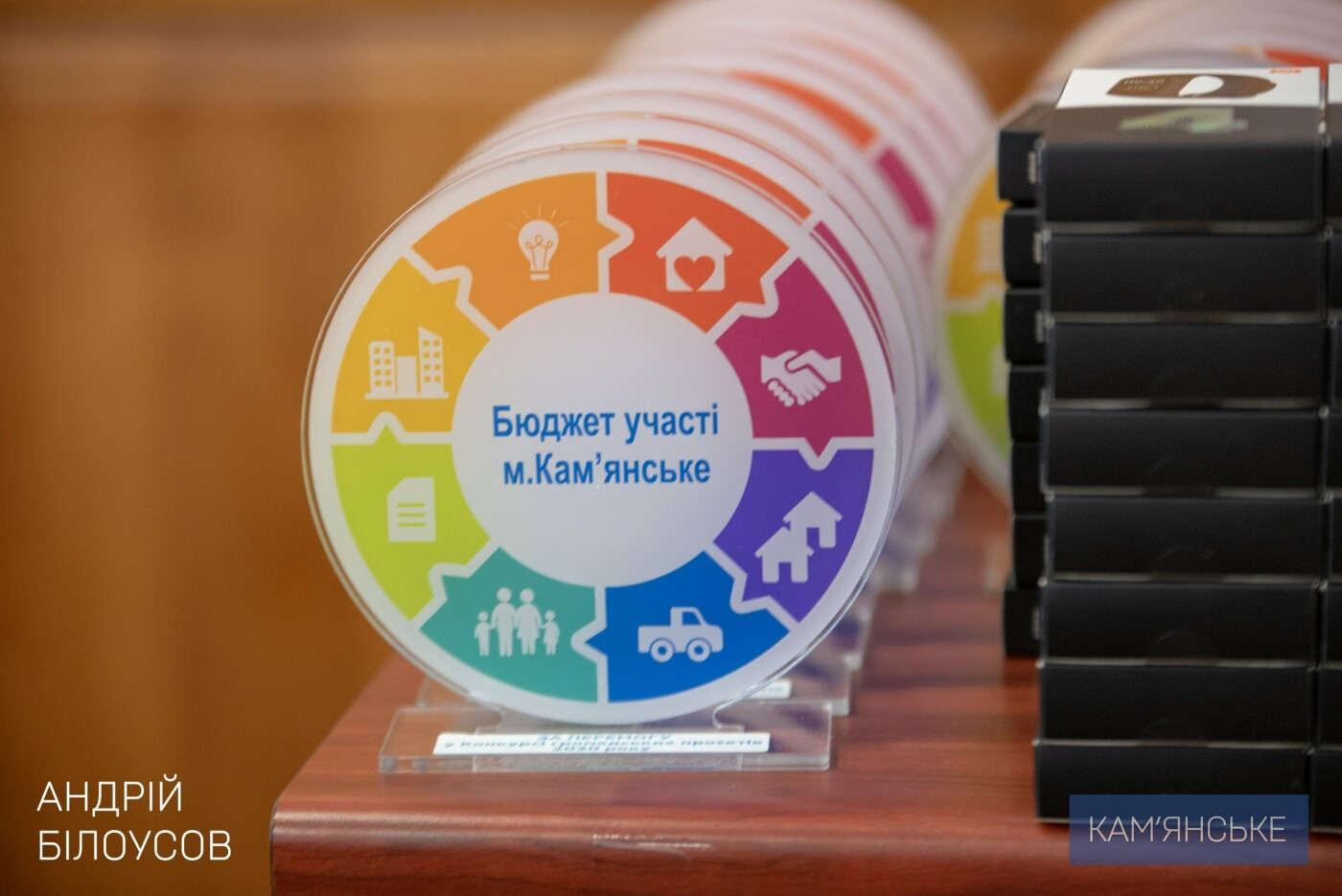 В Каменском наградили победителей «Бюджета участия», фото-2