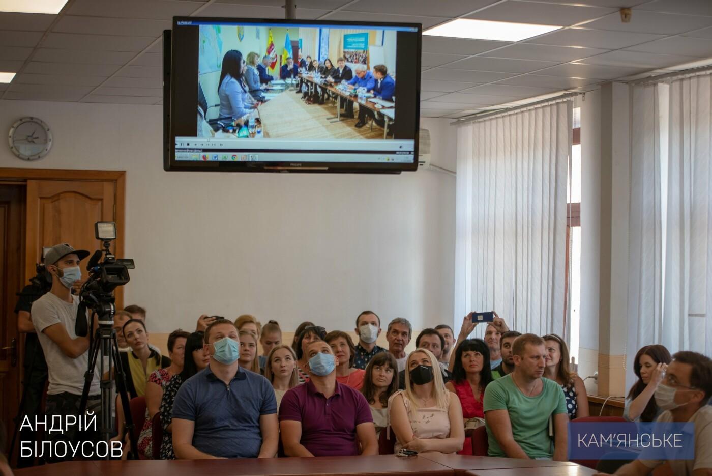 В Каменском наградили победителей «Бюджета участия», фото-3