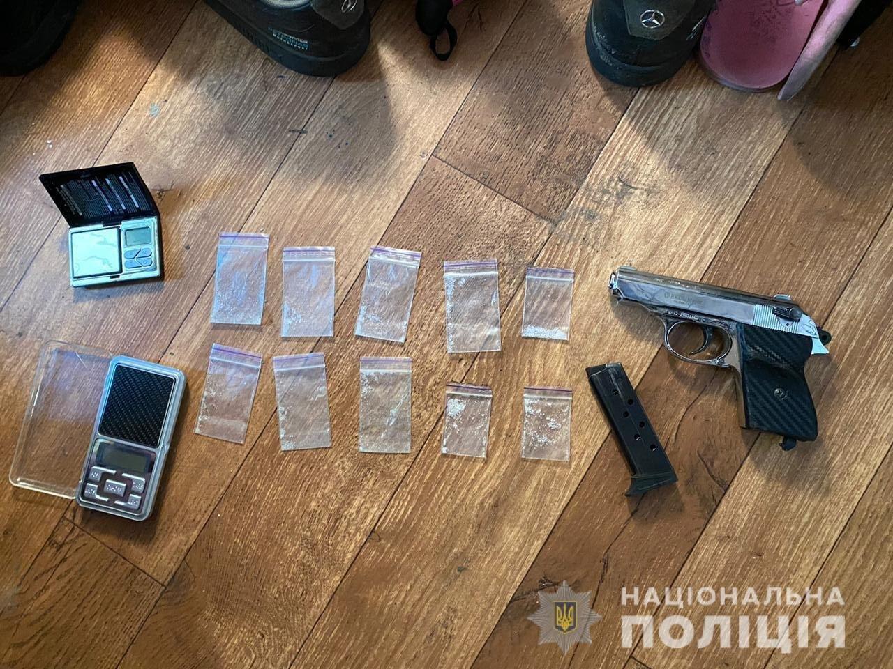 В Каменском мужчина продавал наркотики, фото-1