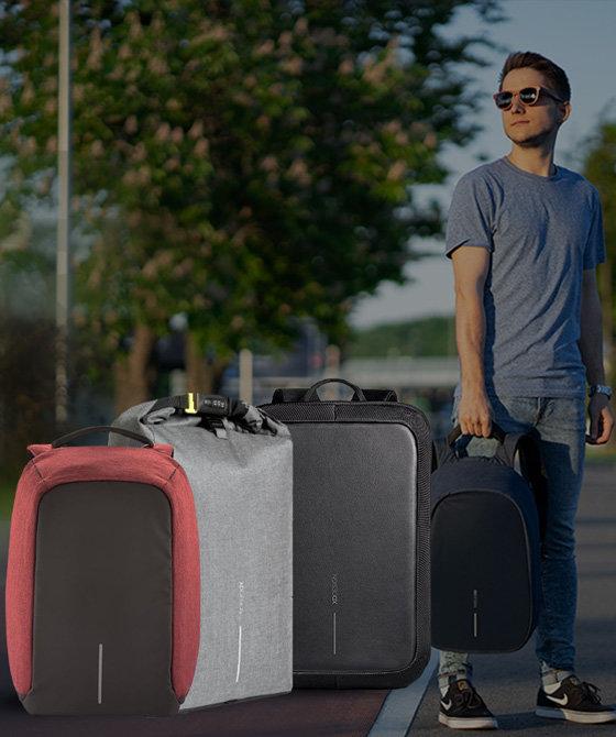 Оригинальные антикражные рюкзаки Bobby XD Design - выбор успешных и современных!, фото-6