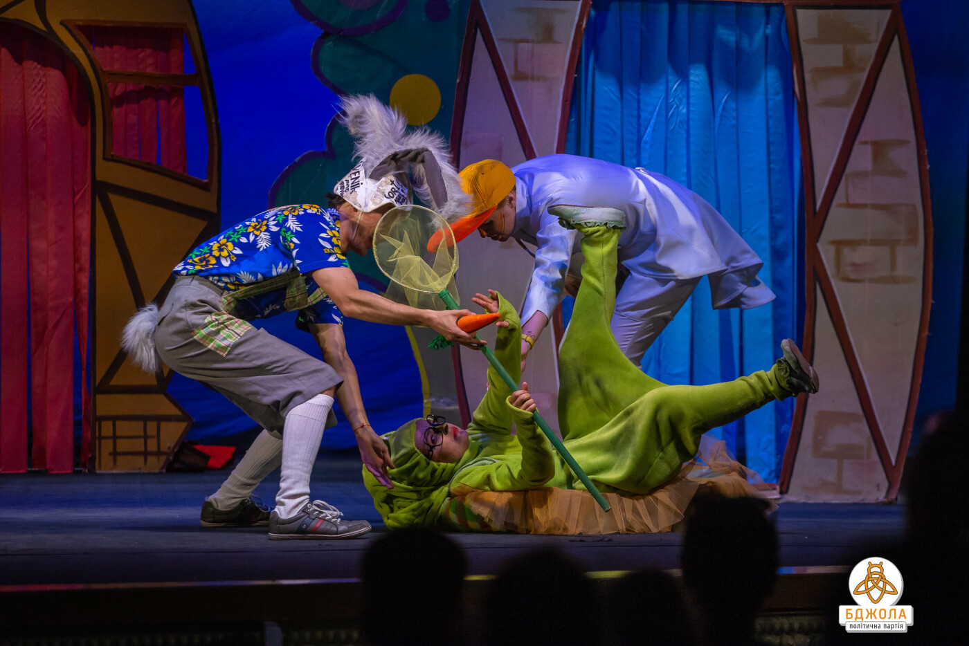 В Кам'янському пройшла театралізована вистава для дітей, фото-3