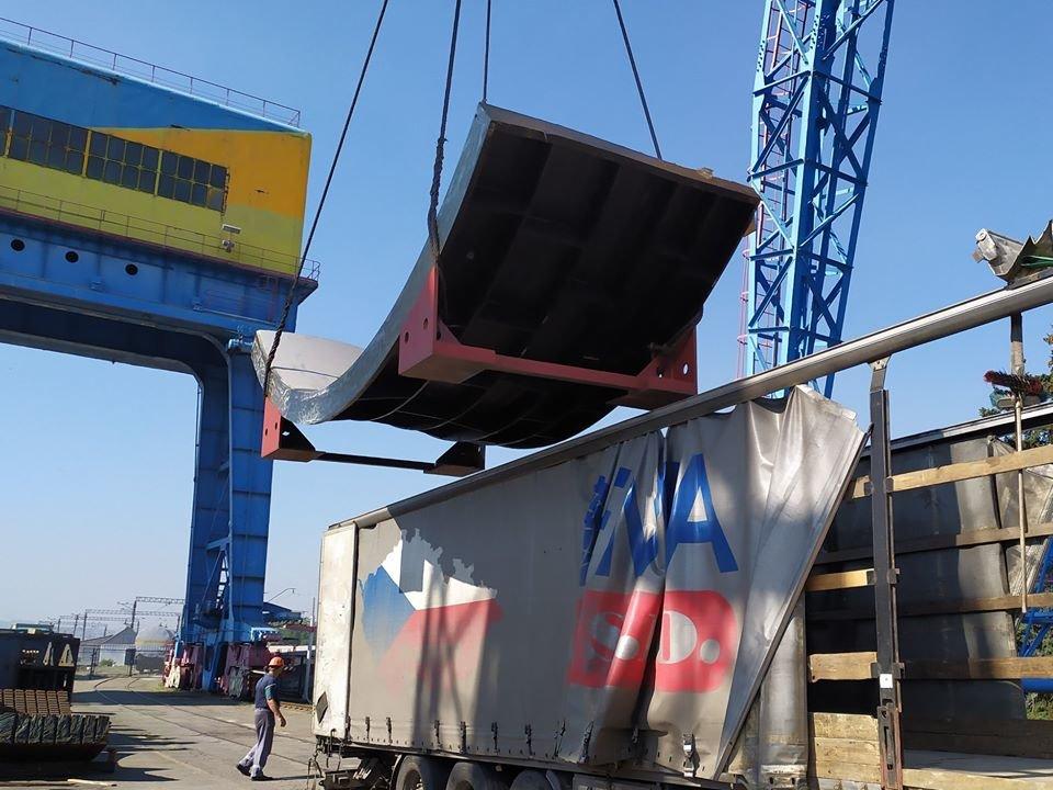 В Каменском на ГЭС продолжают реконструкцию гидроагрегата , фото-1