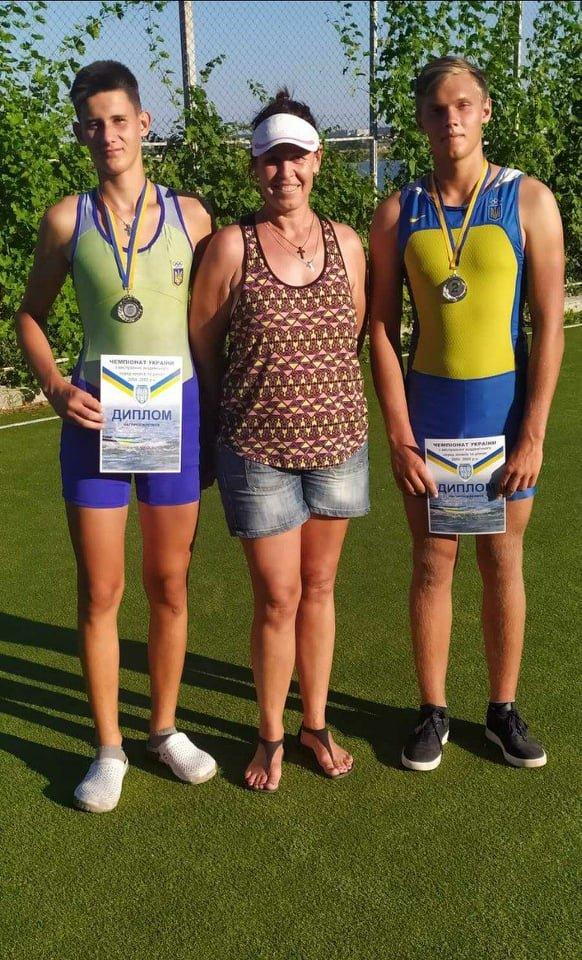 Каменчане стали победителями чемпионата Украины по гребле академической, фото-2