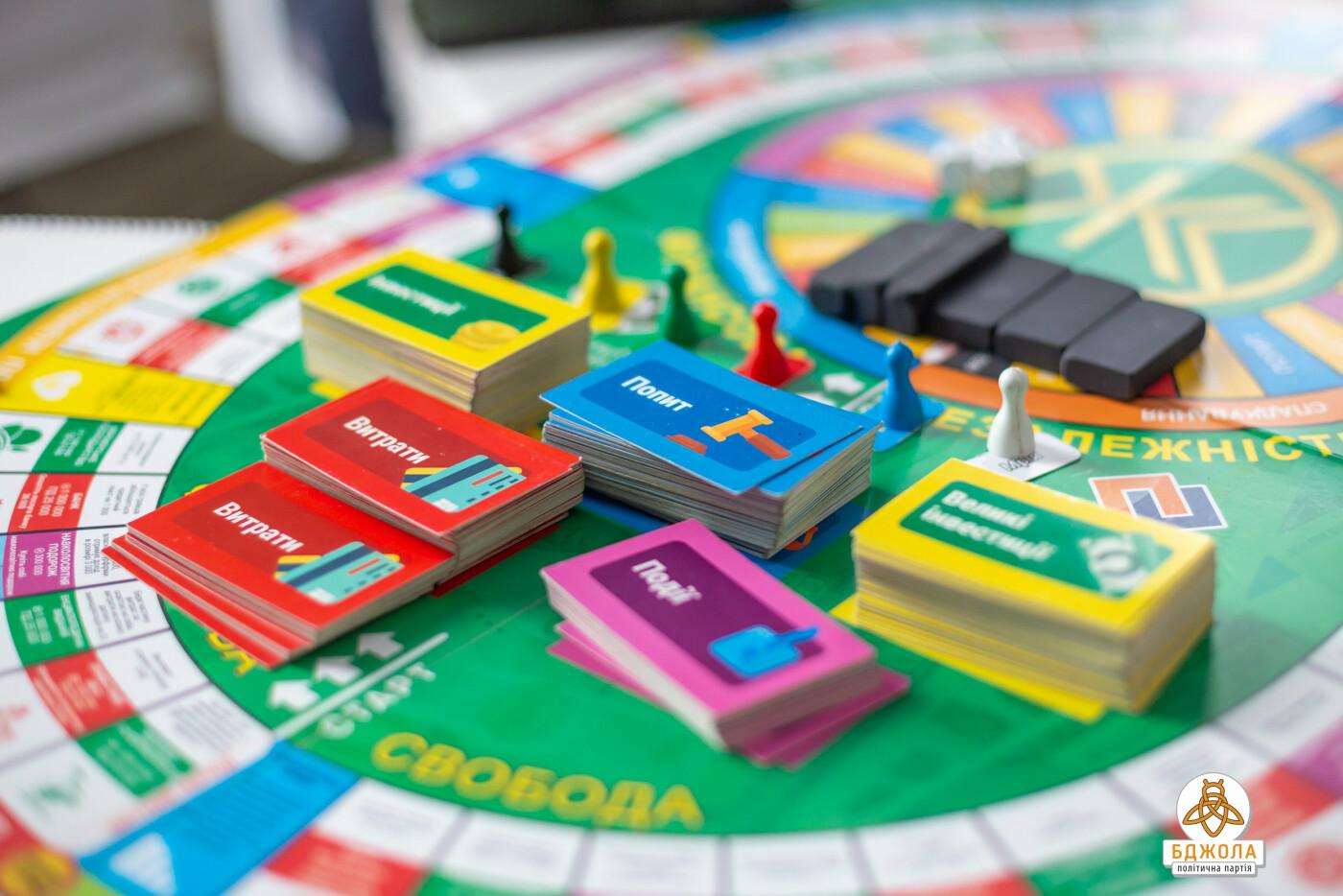 Кам'янчани змагалися у фінансово-економічній грі «Життєвий капітал», фото-1