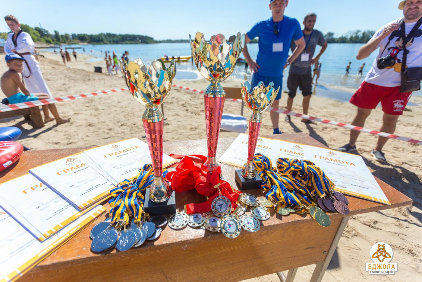 У Кам'янському пройшов відкритий чемпіонат ДЮСШ №1 з пляжного тхеквондо, фото-2