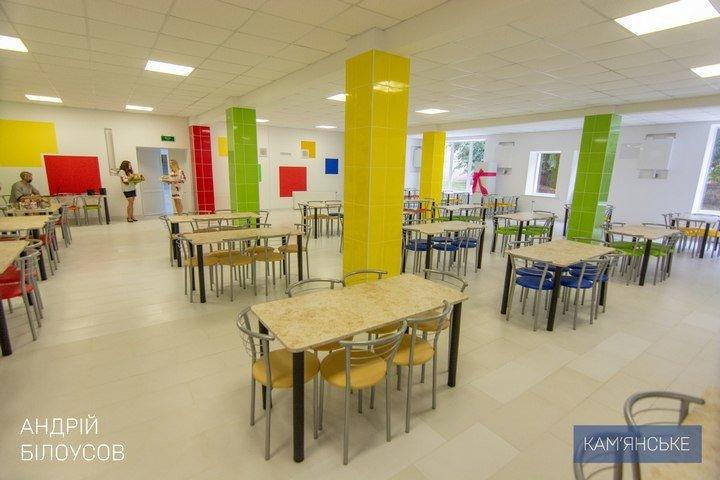 В школах и садиках Каменского открыли новые и капитально отремонтированные помещения, фото-4