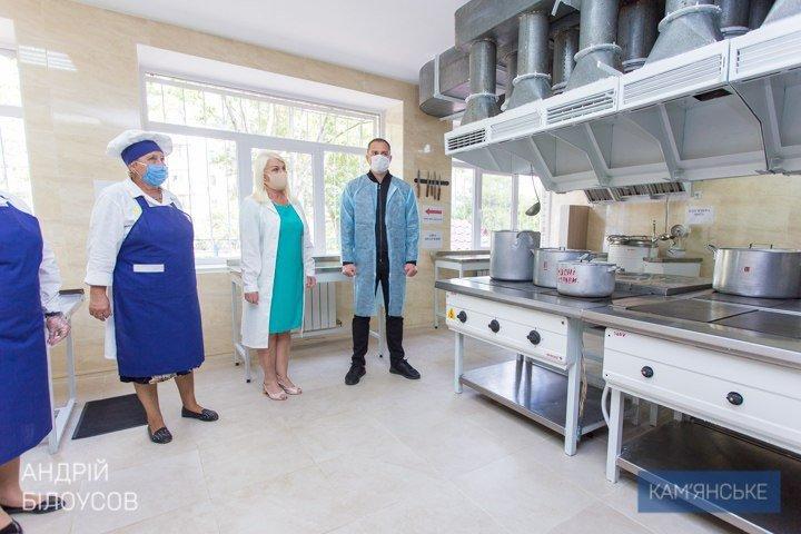 В школах и садиках Каменского открыли новые и капитально отремонтированные помещения, фото-3