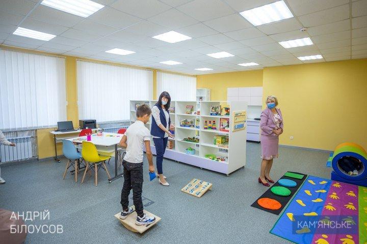 В школах и садиках Каменского открыли новые и капитально отремонтированные помещения, фото-1