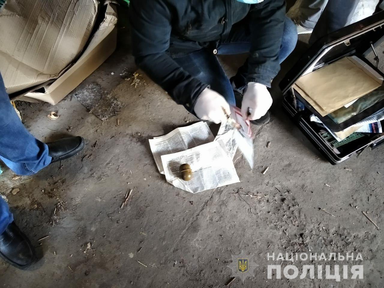 На Днепропетровщине задержали членов межрегиональной ОПГ, фото-2