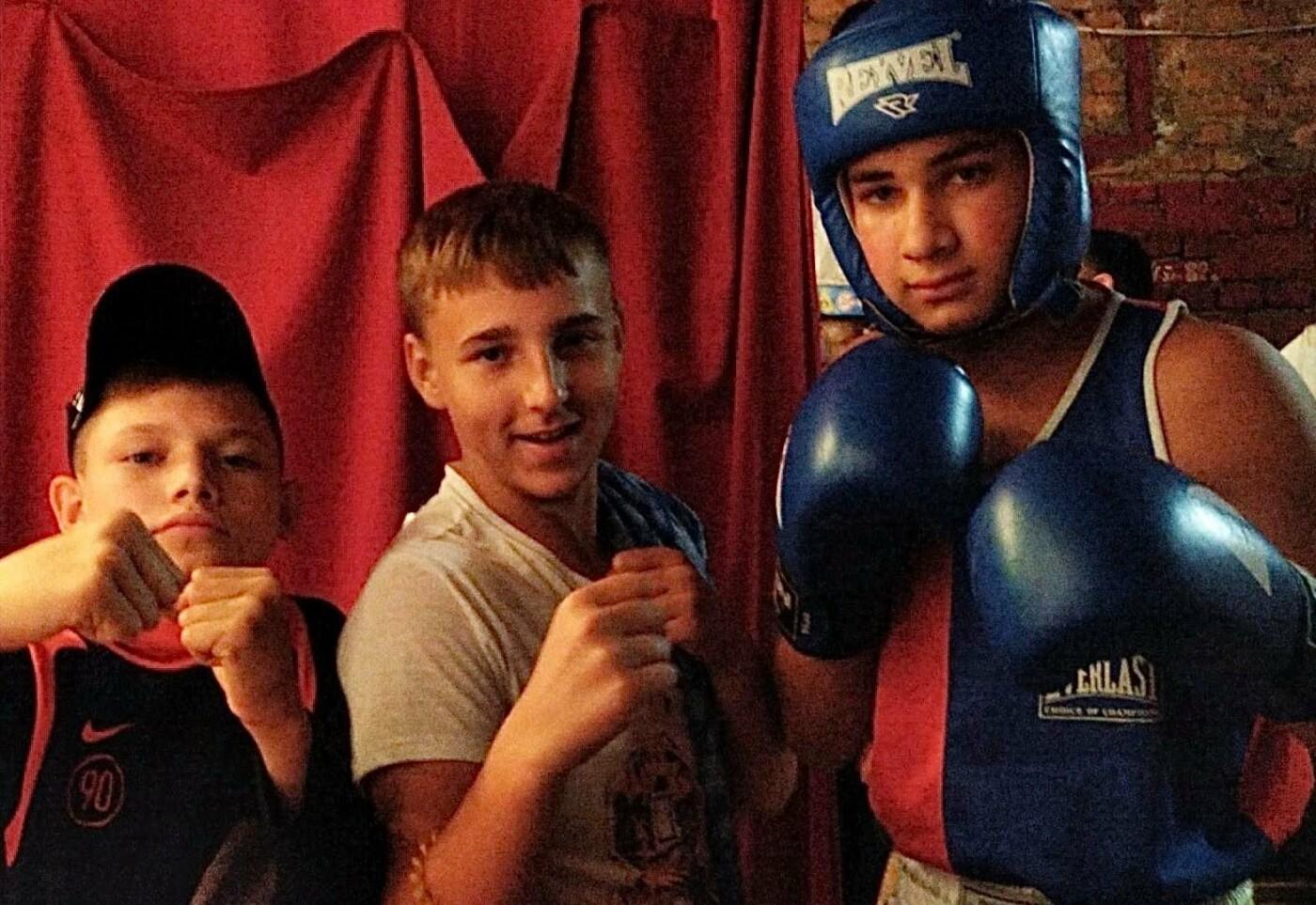 Каменчане - призеры Всеукраинского турнира по боксу, фото-1