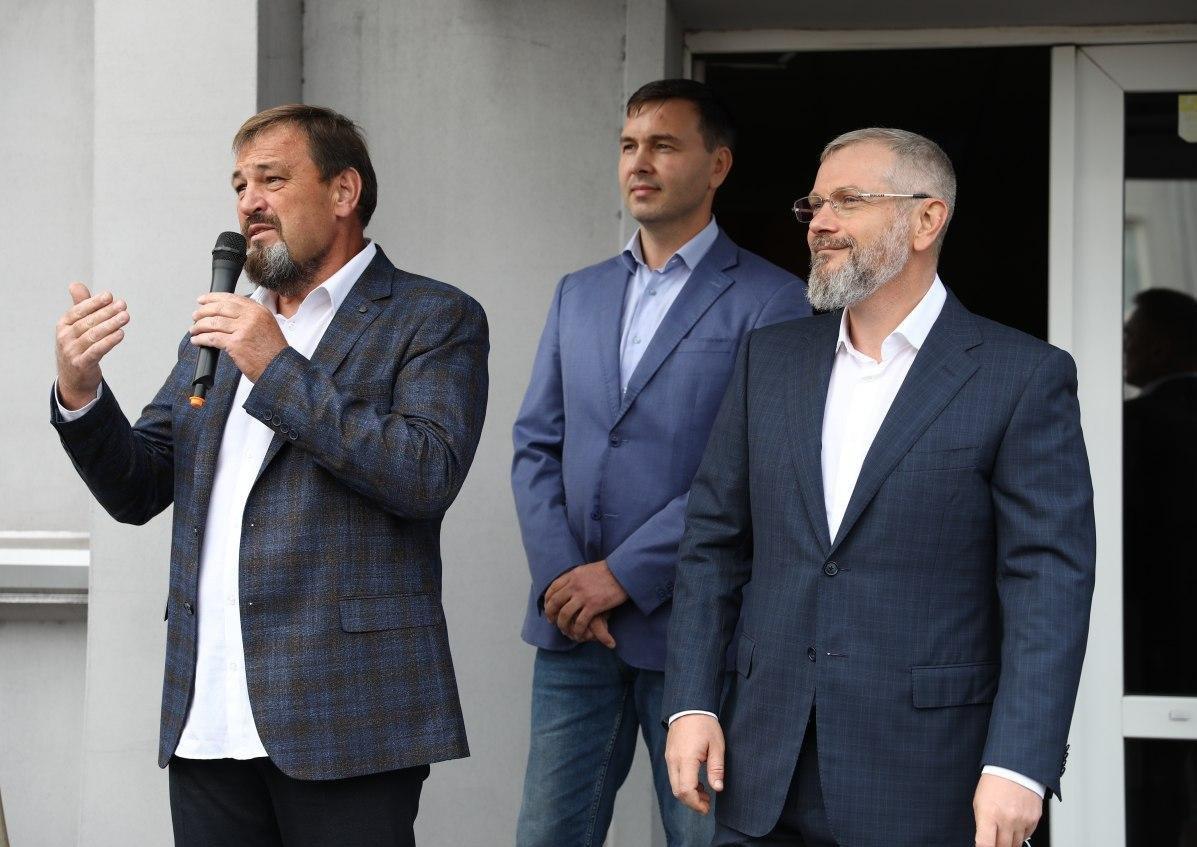 Вилкул: Олег Захорольский на уровне области защищал и будет защищать интересы каменчан, фото-5