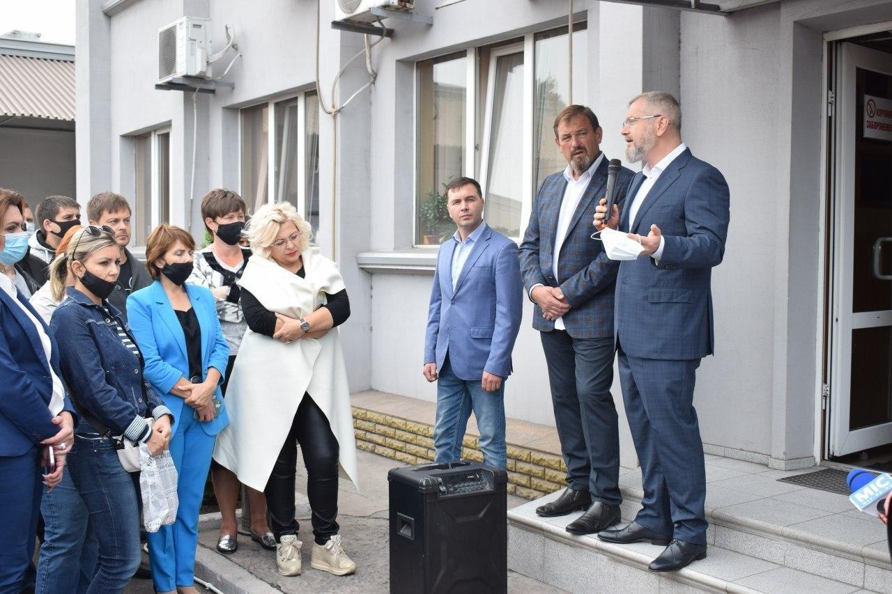 Вилкул: Олег Захорольский на уровне области защищал и будет защищать интересы каменчан, фото-2