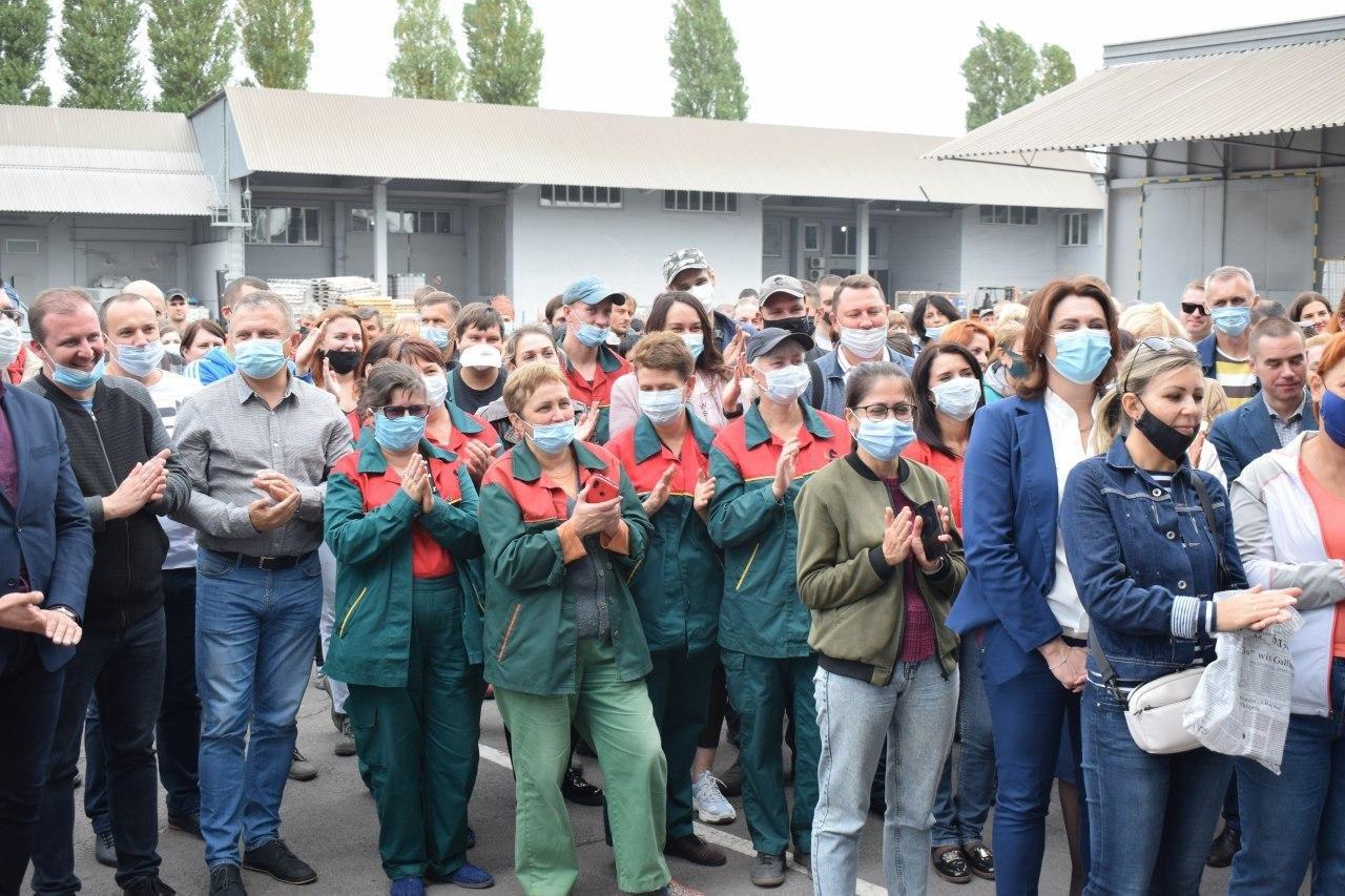 Вилкул: Олег Захорольский на уровне области защищал и будет защищать интересы каменчан, фото-1