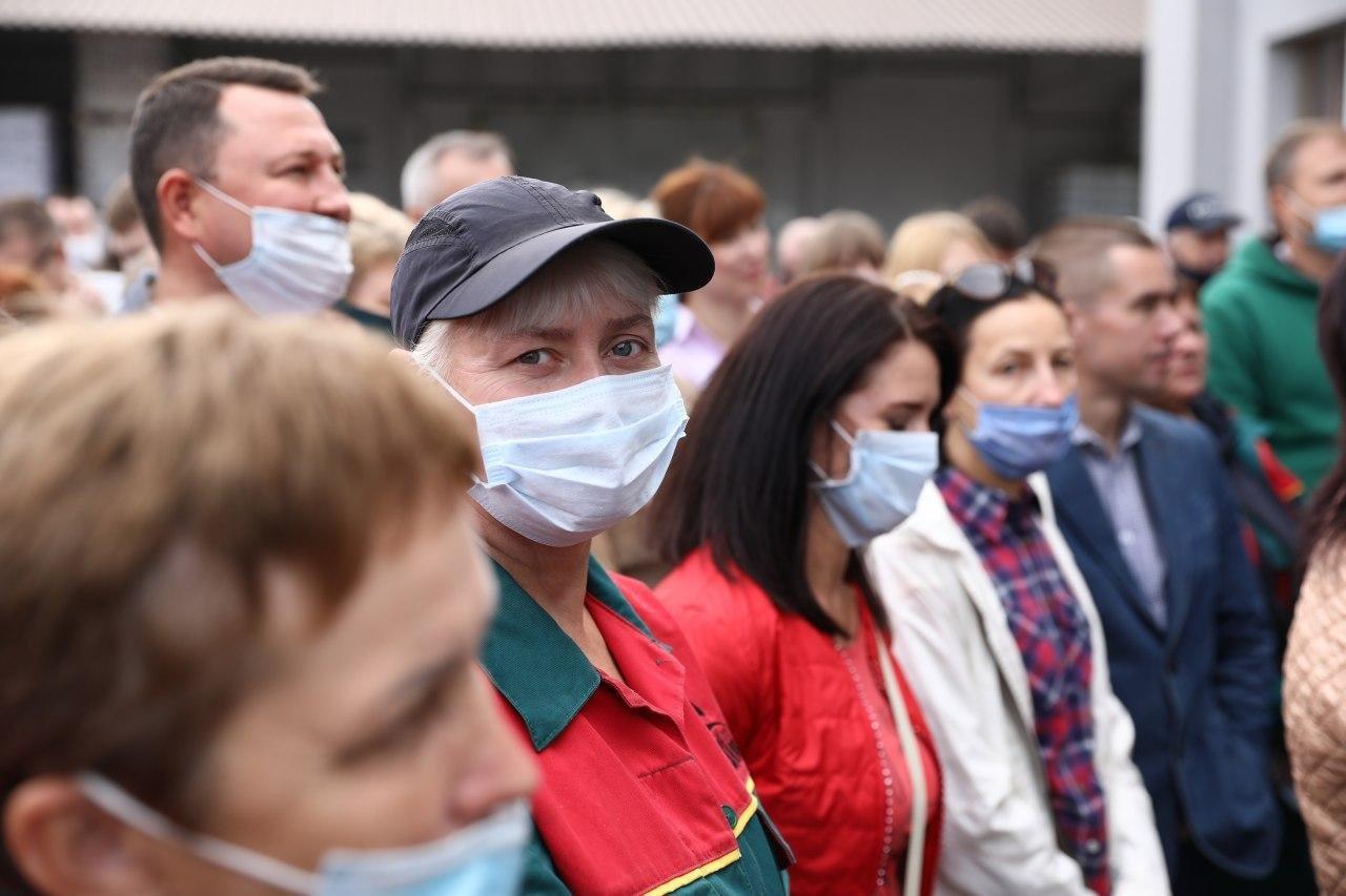 Вилкул: Олег Захорольский на уровне области защищал и будет защищать интересы каменчан, фото-6