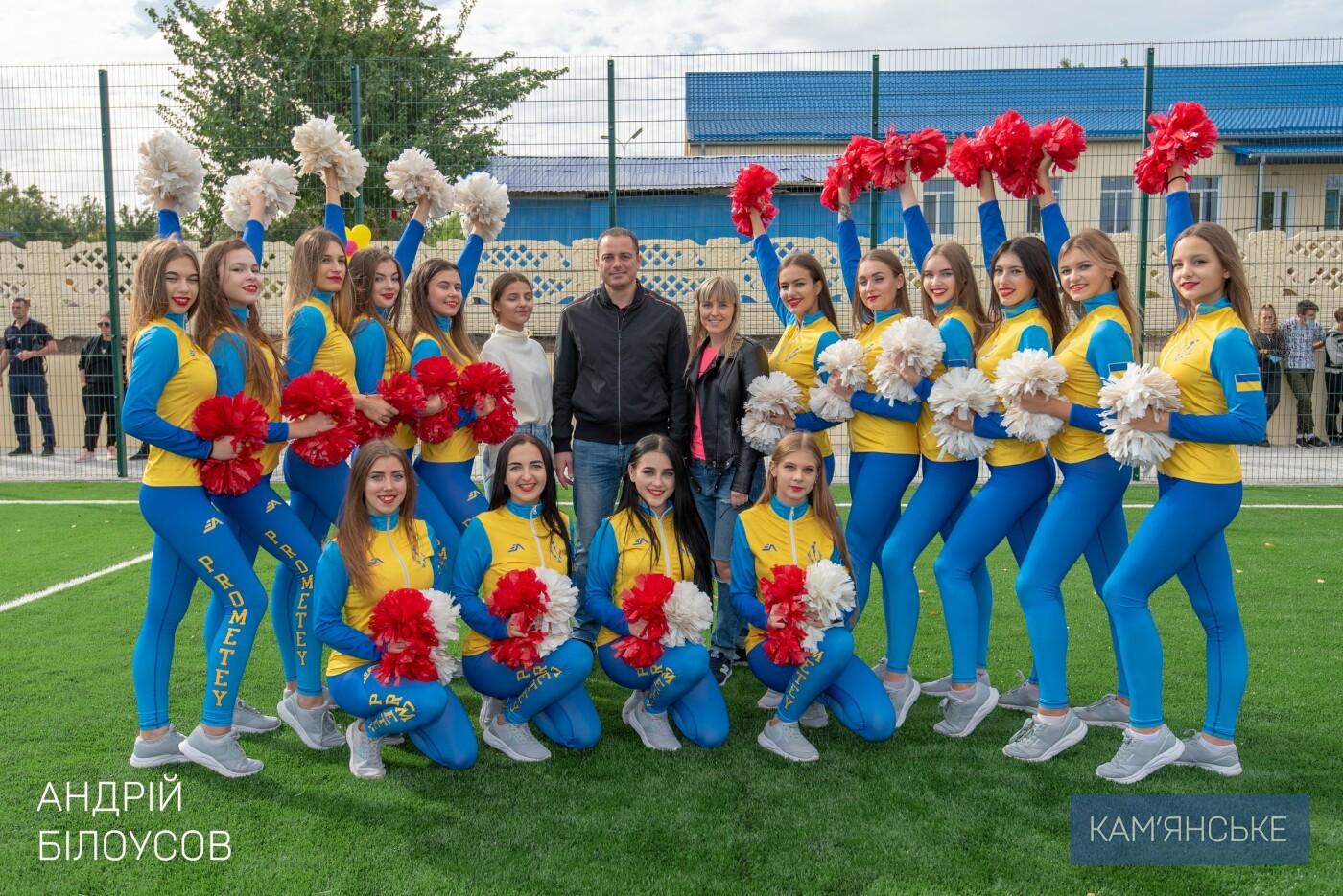 В Карнауховке открыли многофункциональный спортивный комплекс, фото-2