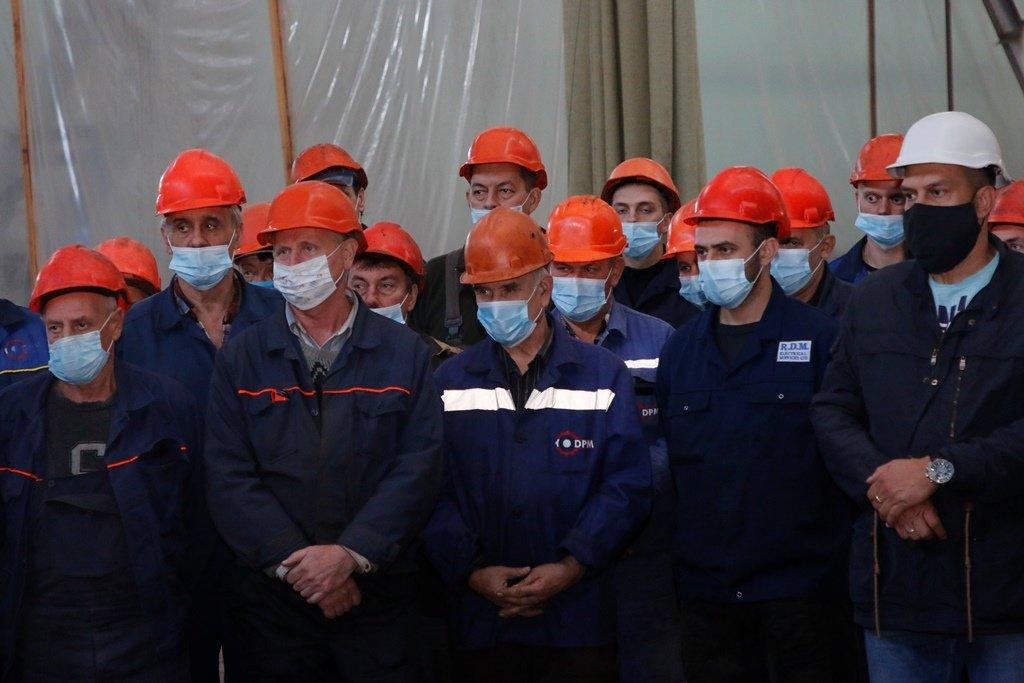 Вилкул: «Мы создадим возможности для развития предприятий Днепропетровщины, чтобы у людей была достойная зарплата», фото-1
