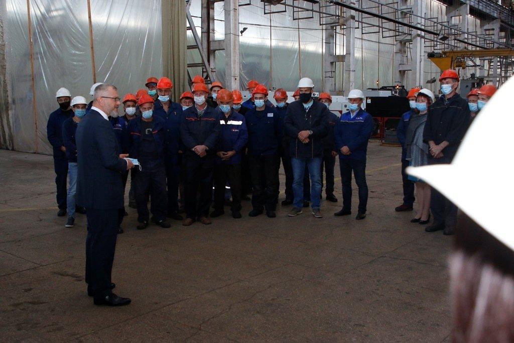 Вилкул: «Мы создадим возможности для развития предприятий Днепропетровщины, чтобы у людей была достойная зарплата», фото-2