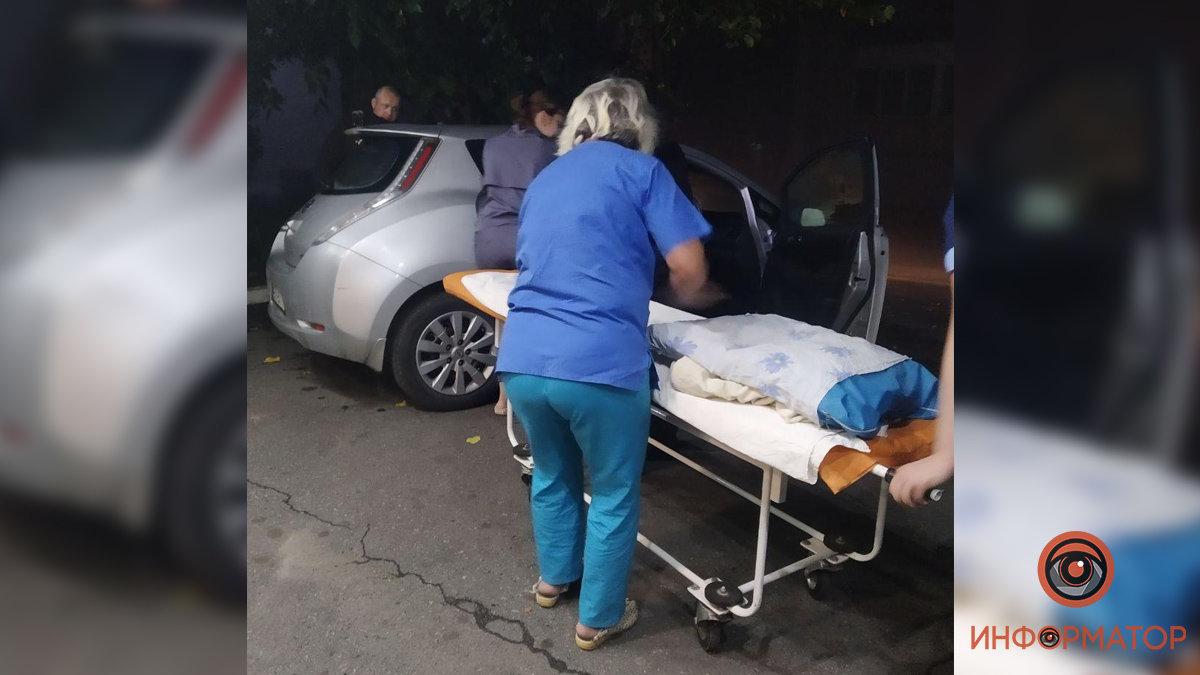 В Днепре мужчина принял роды у своей жены в такси, фото-1