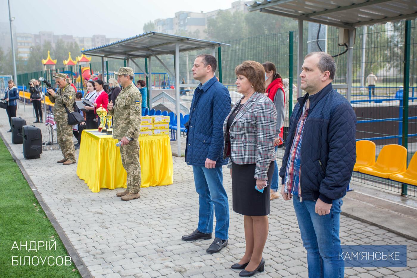 В Каменском подвели итоги молодежного военно-патриотического мероприятия, фото-2