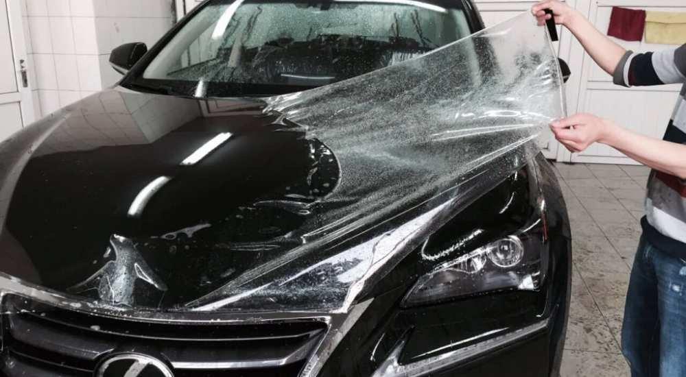 Защитные пленки для автомобиля: преимущества покупки , фото-1