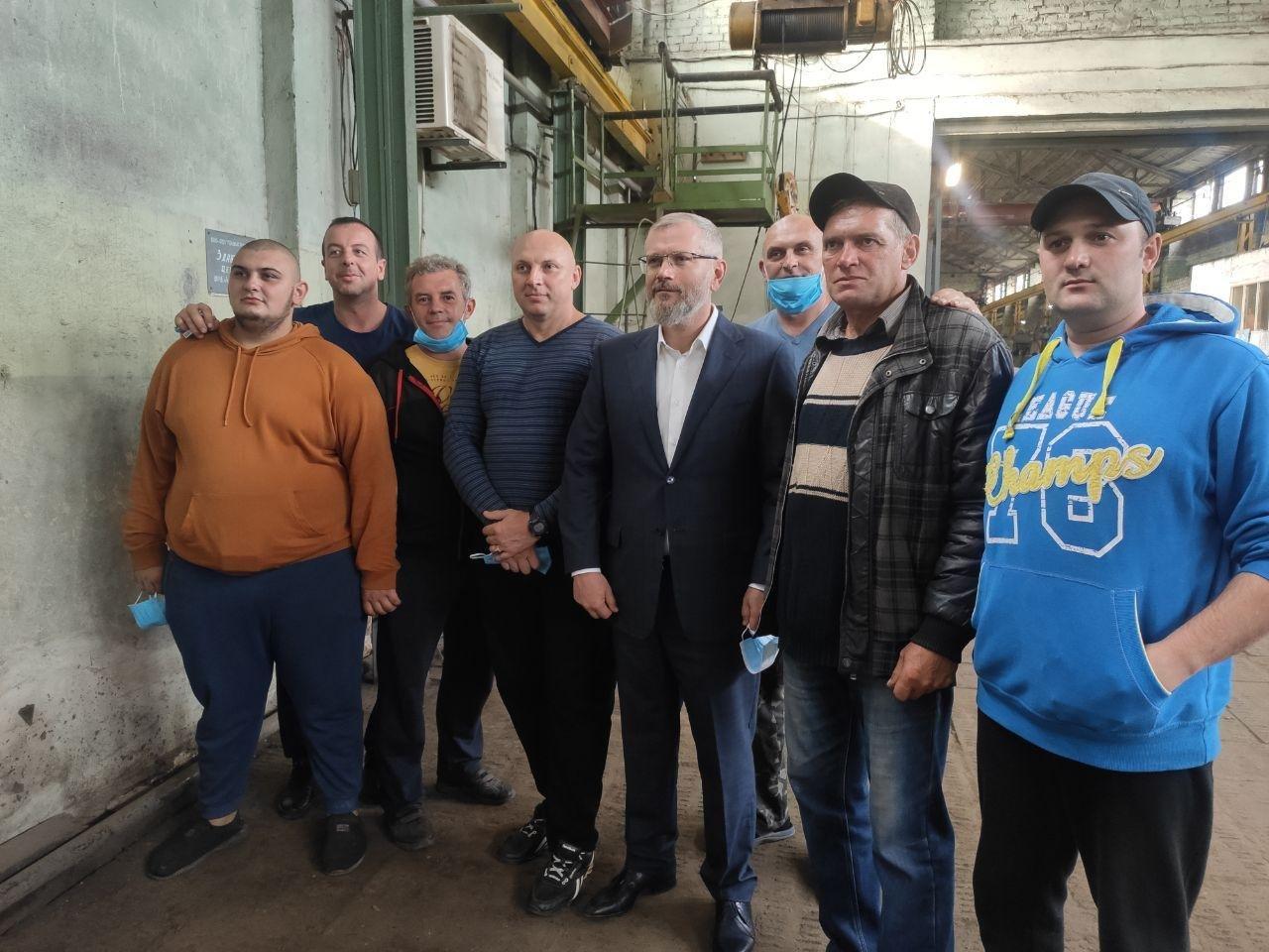Вилкул: «Блок «Украинская перспектива» обеспечит поддержку сельхозпроизводителей Днепропетровщины», фото-1