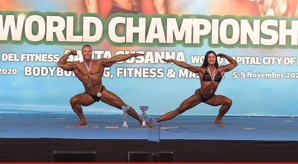 Спортсменки из Днепропетровщины победили на чемпионате мира по бодибилдингу, фото-1