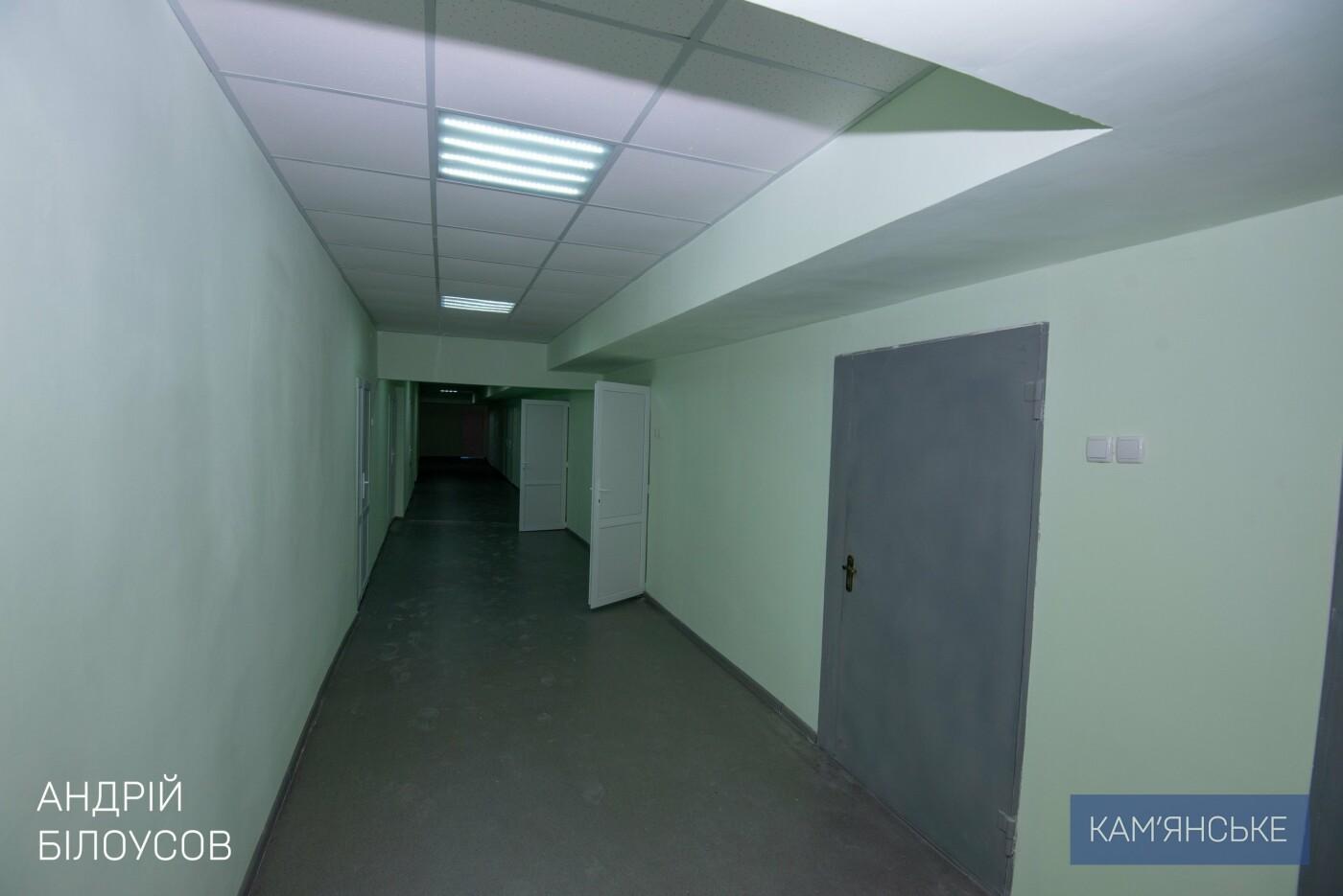 За полтора года в больницах Каменского капитально отремонтировали 9 лечебных отделений, фото-3