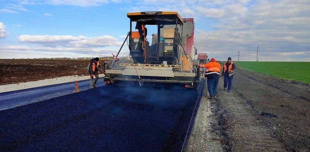 На Днепропетровщине ремонтируют 52 километра трассы Днепр-Никополь, фото-1