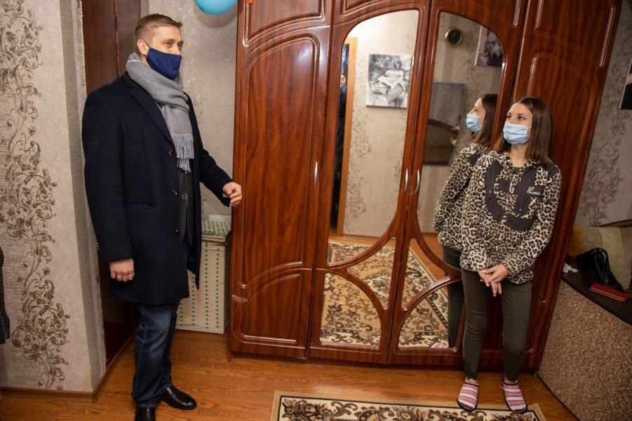 В этом году 116 детей на Днепропетровщине получили собственное жилье, фото-2