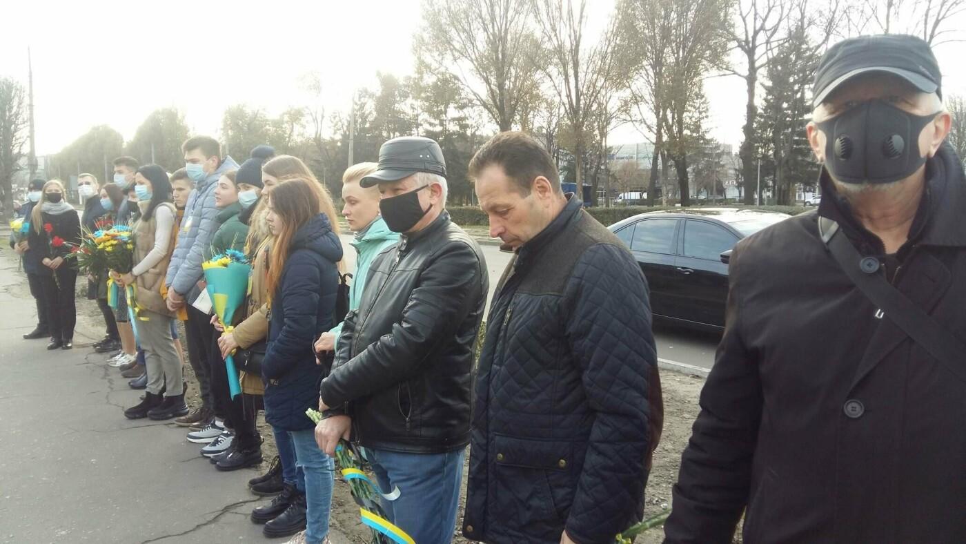 В Каменском почтили память жертв голодомора, фото-2