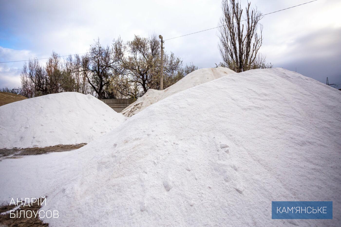 Мэр Каменского проверил готовность снегоуборочной техники к зиме, фото-2