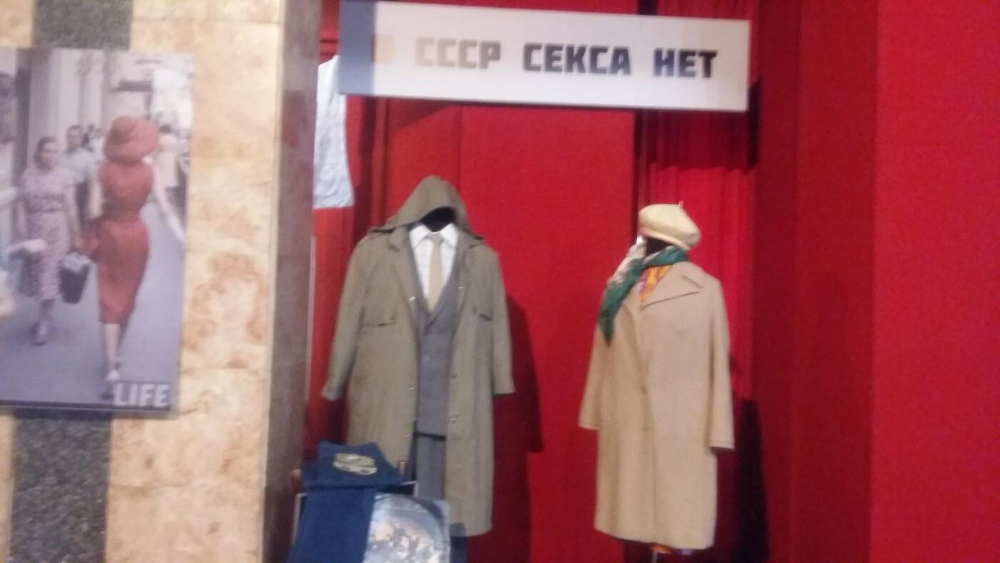 Каменские краеведы посетили скандальную выставку Брежневской эпохи, фото-3