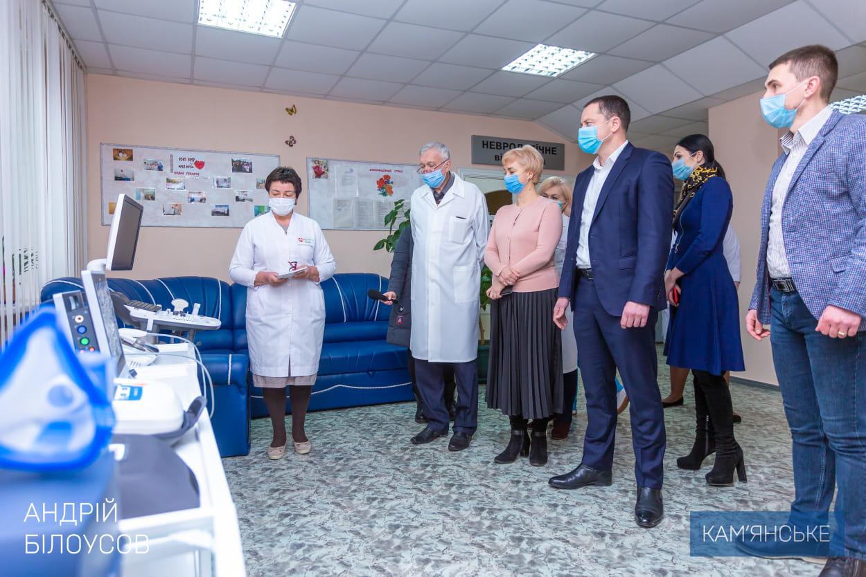 В Каменскую городскую больницу № 5 поступило ультрасовременное медицинское оборудование, фото-2