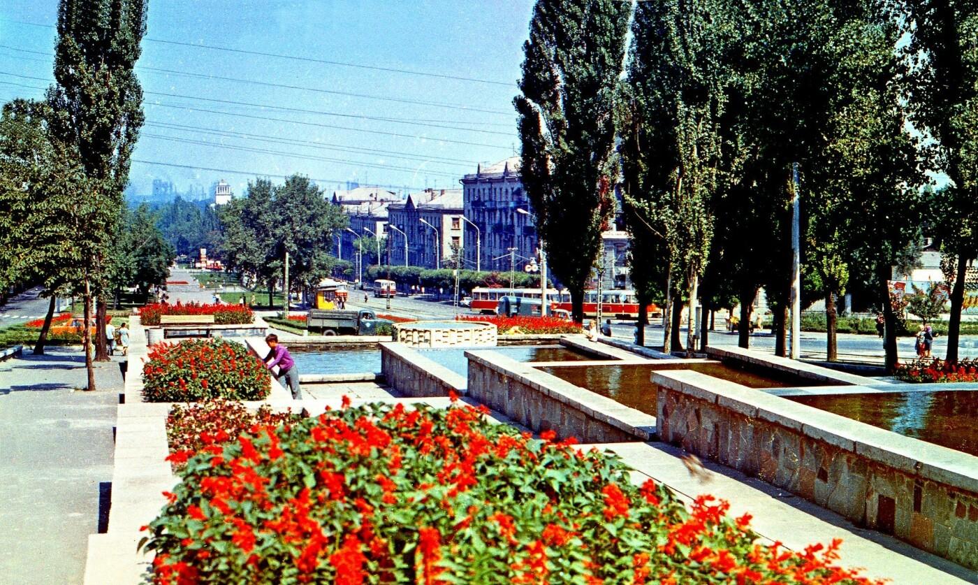 Фото Днепродзержинска, Яков Куценко