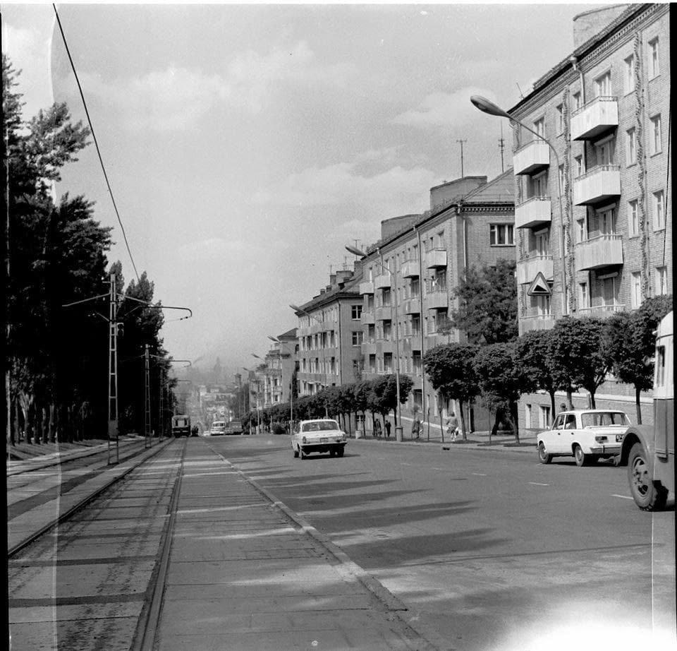 Трамвай Каменского