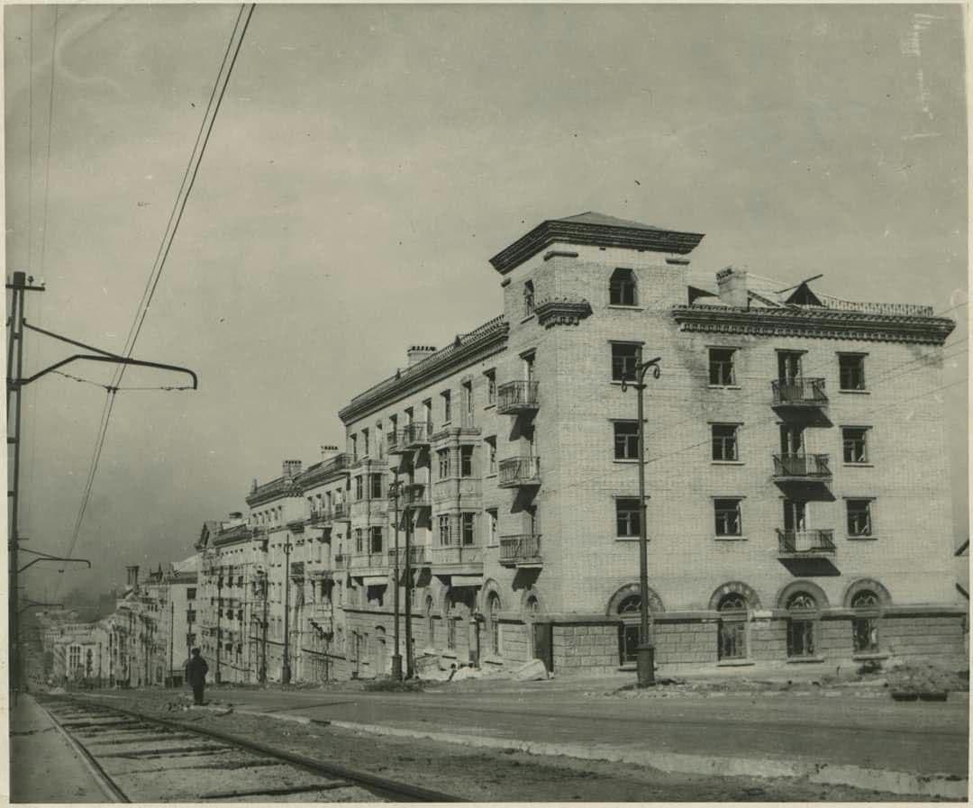 История транспорта Днепродзержинска: забытые остановки, фото-4