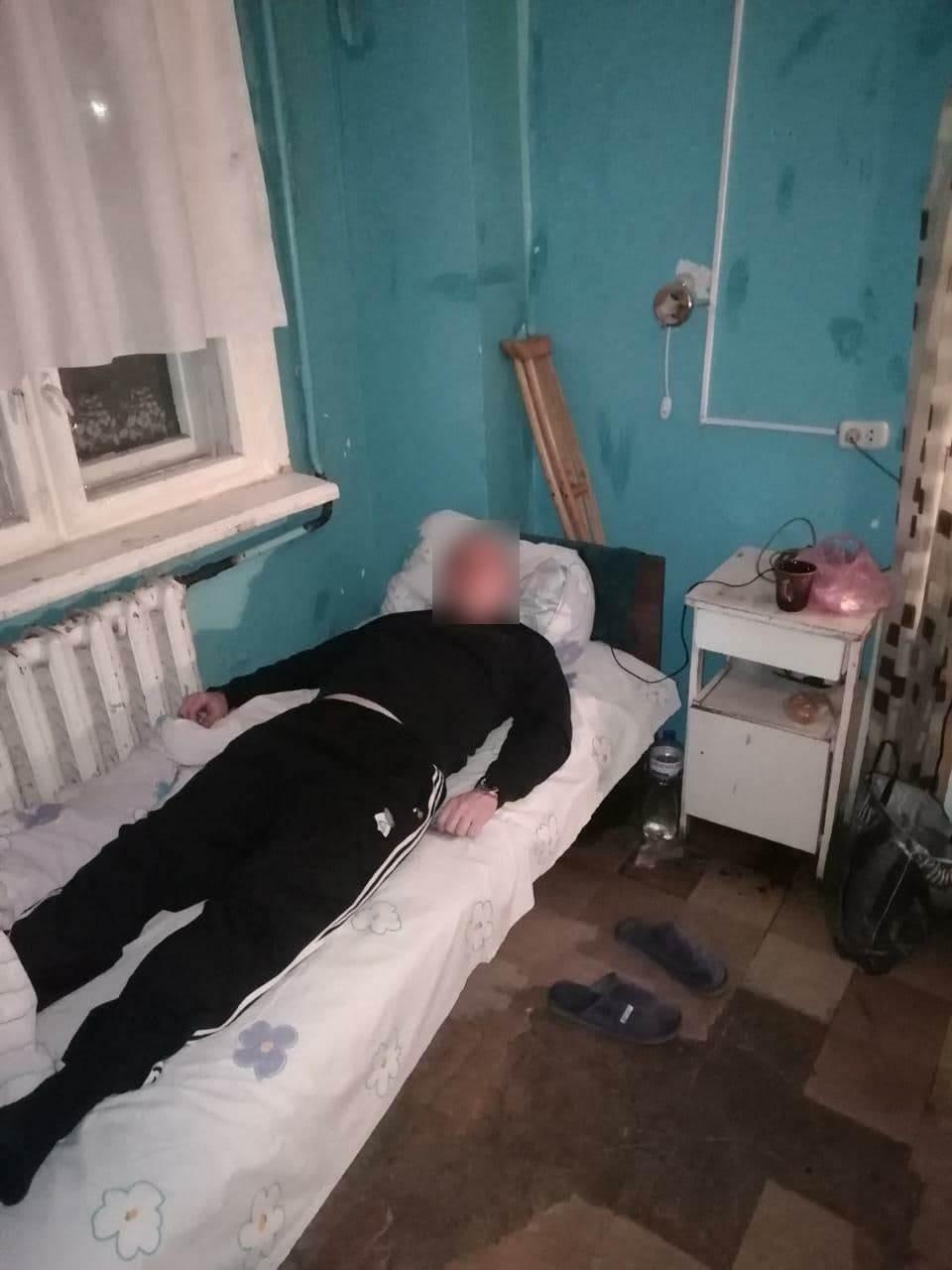 Полиция избила семью