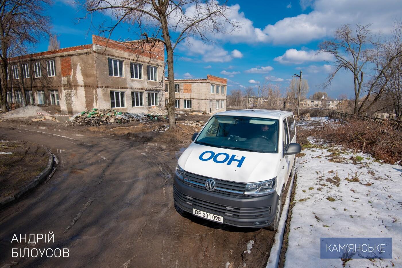 В Каменском продолжается реконструкция коллегиума №16 и гимназии №11, фото-3