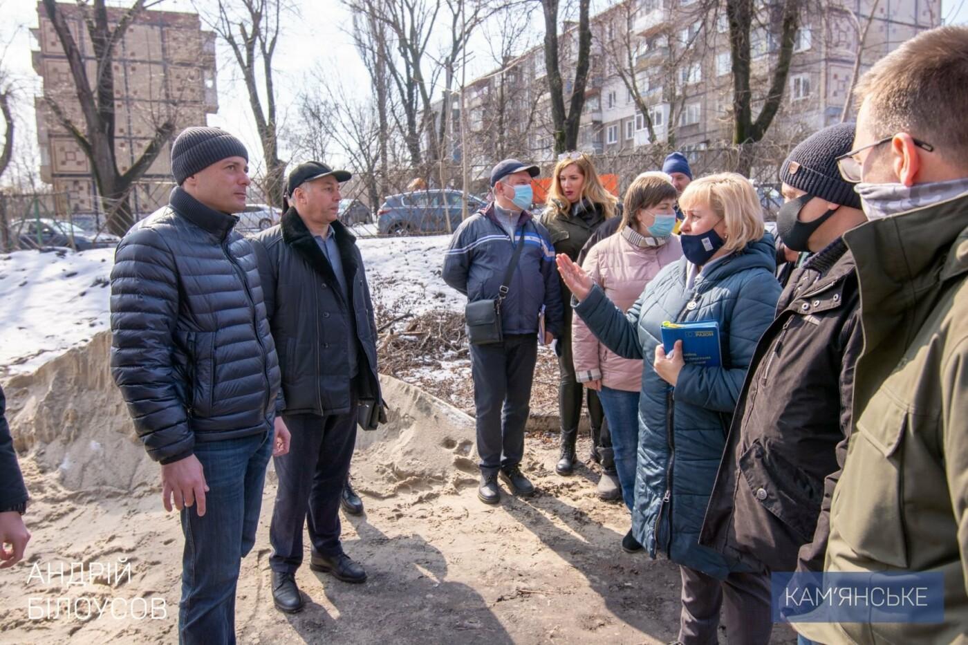 В Каменском продолжается реконструкция школ, фото-1
