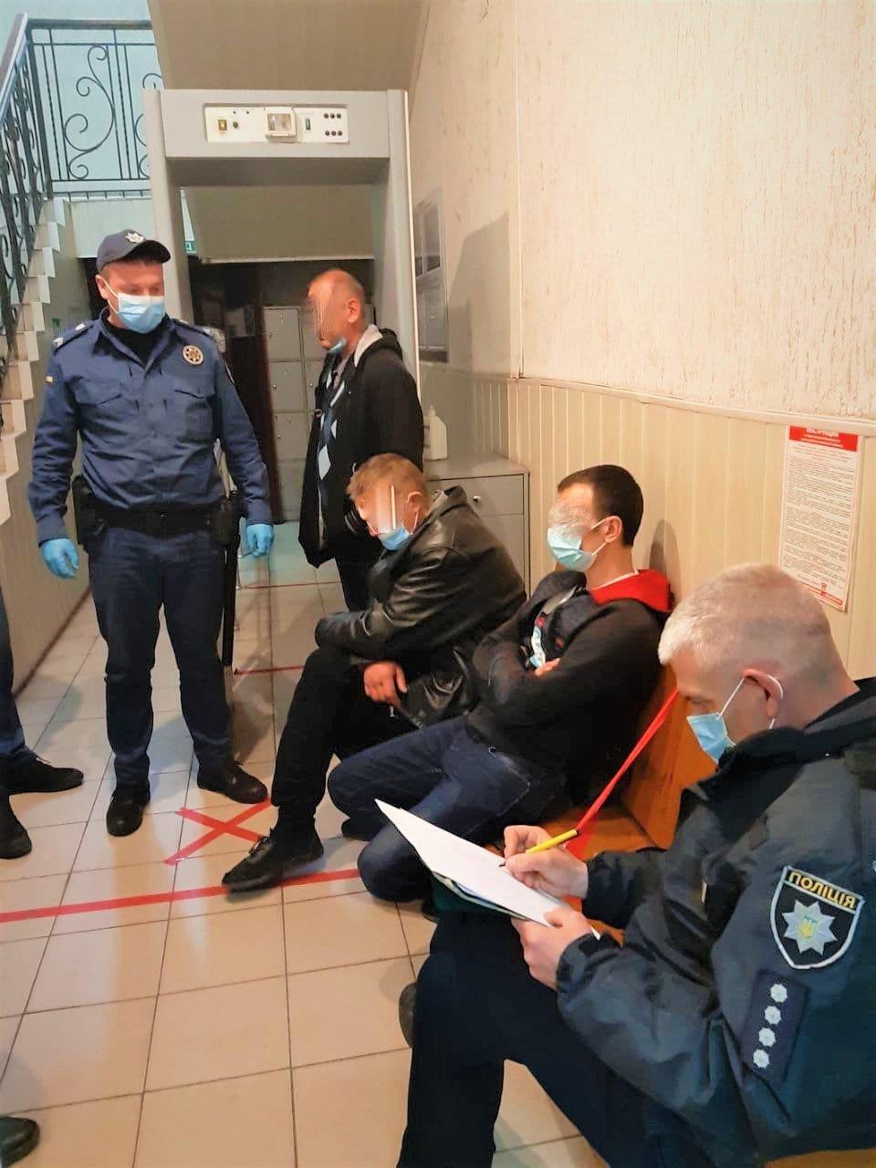 В Каменском подсудимый пришел на заседание с наркотиками, фото-2