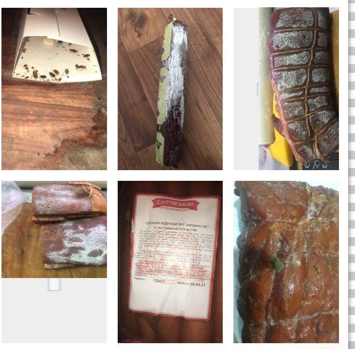 В Каменском экс-сотрудница Салтовского мясокомбината рассказала, как спасают мясо: шок фото, фото-3