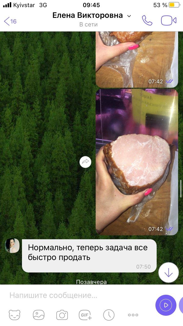 В Каменском экс-сотрудница Салтовского мясокомбината рассказала, как спасают мясо: шок фото, фото-5